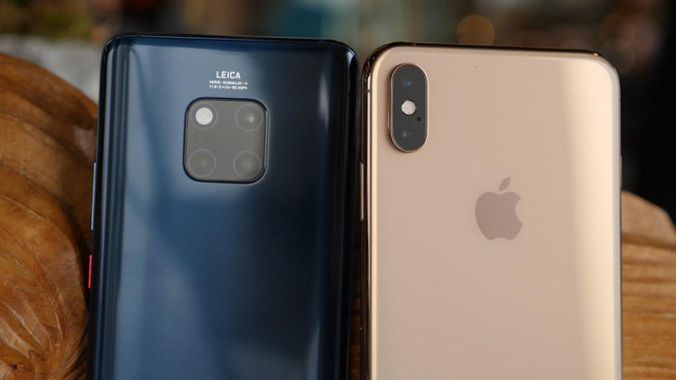 Huawei жестко наказала сотрудников, которые пользовались iPhone для работы