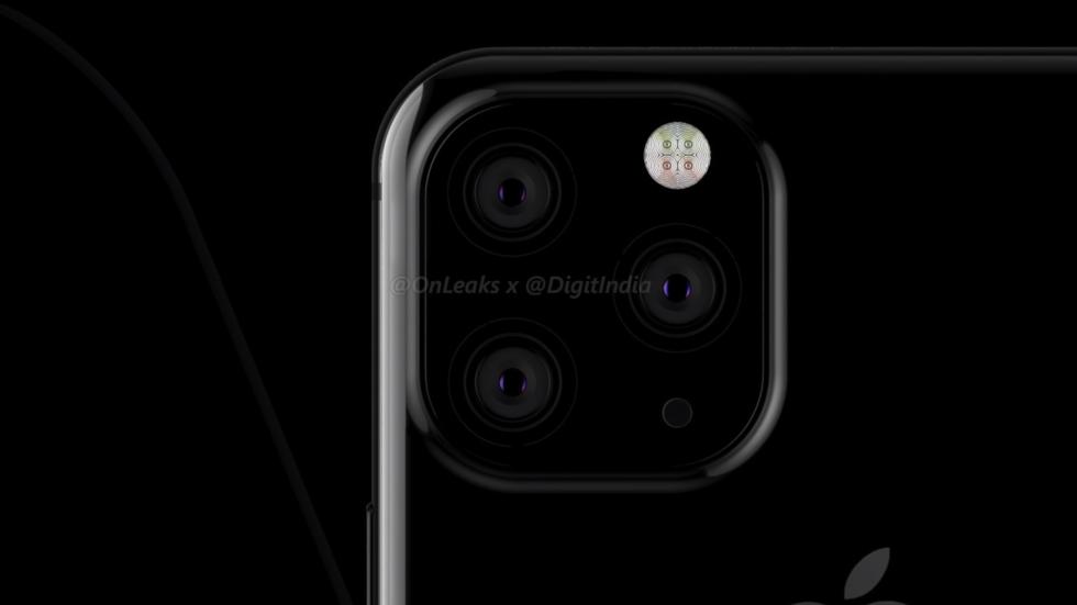 Поклонники Apple вужасе отвероятного дизайна iPhone XIс тройной камерой