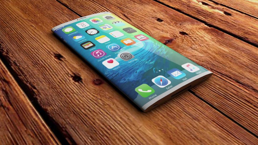 Раскрыты первые подробности обiPhone сгибким дисплеем