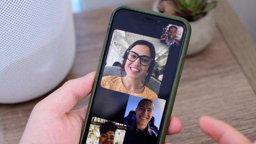 Вгрупповых звонках FaceTime найдена опция прослушки— Apple отключила функцию
