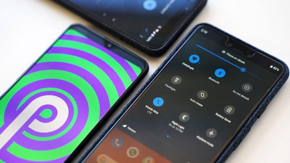 Android получит ночной режим раньше iOS