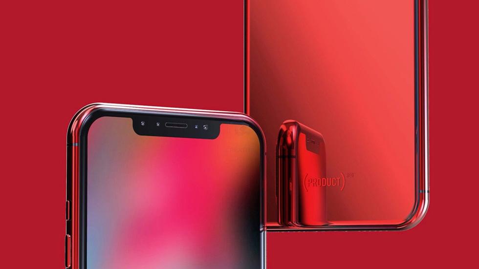 Apple готовит красные iPhone XSиiPhone XSMax
