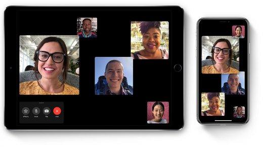 Apple искренне извинилась забаг спрослушкой вFaceTime