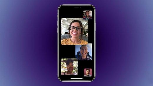 Apple криво исправила FaceTime вiOS 12.1.4