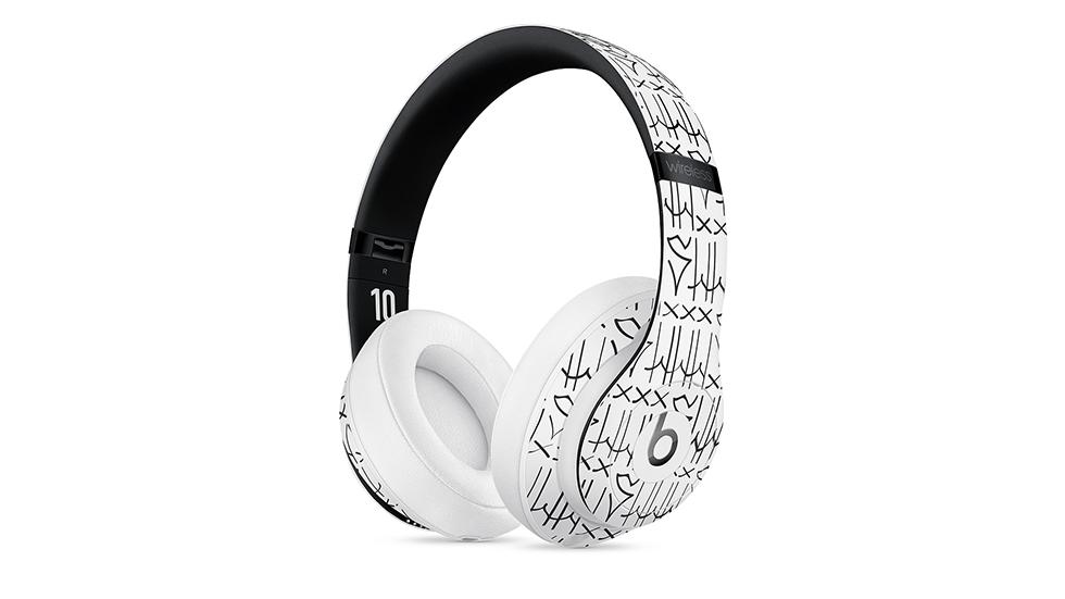 Apple выпустила наушники Beats Studio3 встиле Неймара