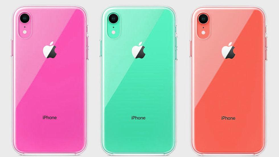 Apple выпустит зеленый iPhone XR2019