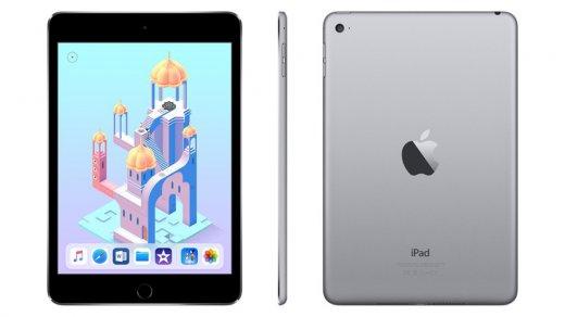 Дизайн iPad mini 5подтвержден