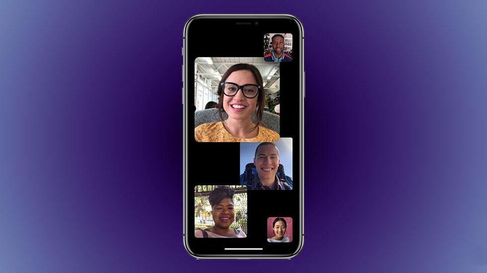 Для групповых звонков поFaceTime придется установить iOS 12.1.4