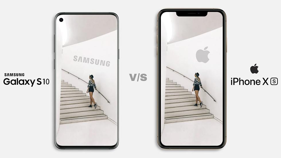 Еще невышедший флагман Samsung Galaxy S10+ медленнее iPhone XS