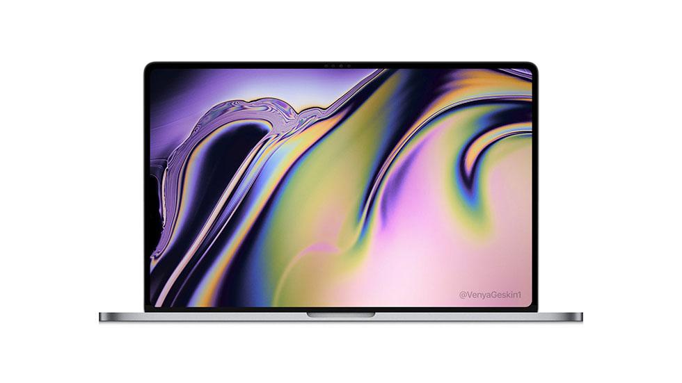 Как будет выглядеть 16-дюймовый «безрамочный» MacBook Pro 2019 (фото)