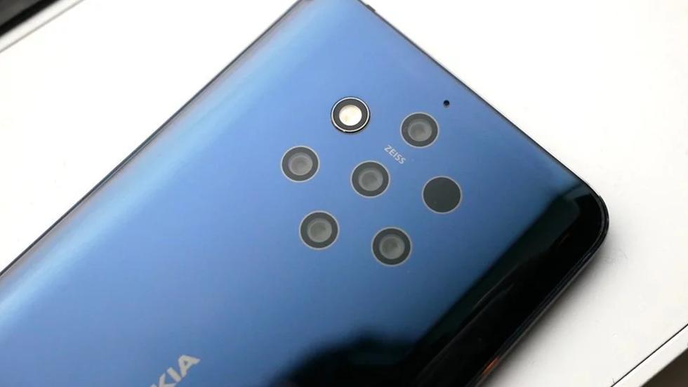 Как снимает Nokia9 PureView спятью камерами? Примеры фото
