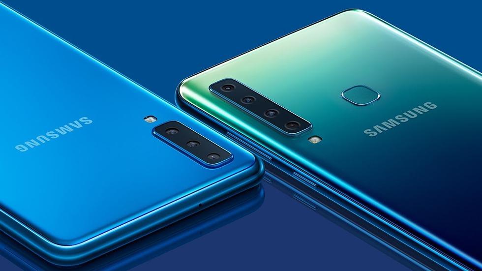МТС впервые сбросил цены наSamsung Galaxy A7иA9