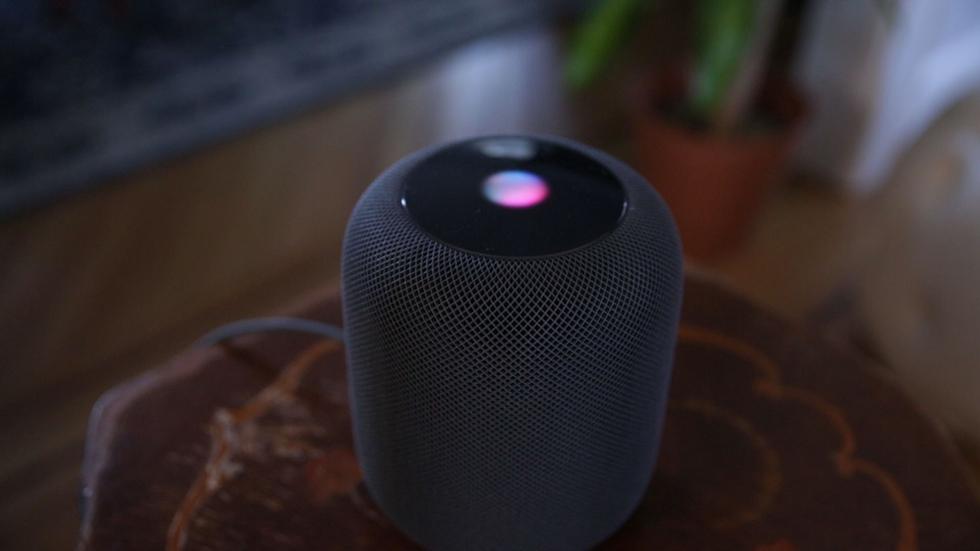 Новая колонка HomePod поймет пользователя полицу ижестам