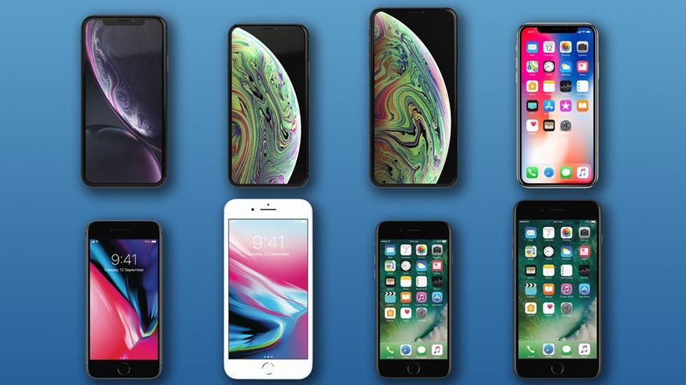 Определены самые популярные iPhone вРоссии