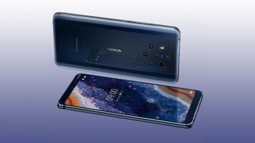Представлен Nokia9 PureView спятью камерами: обзор, характеристики, цена, дата выхода