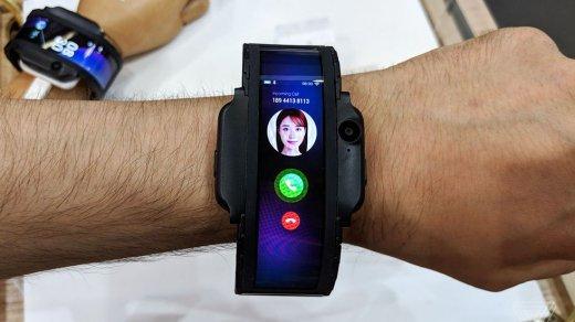 Представлены часы-смартфон ZTE Nubia Alpha: обзор, характеристики, дата выхода, цена