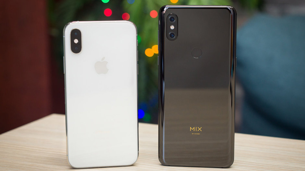 Смартфоны Xiaomi иHuawei догнали iPhone вРоссии
