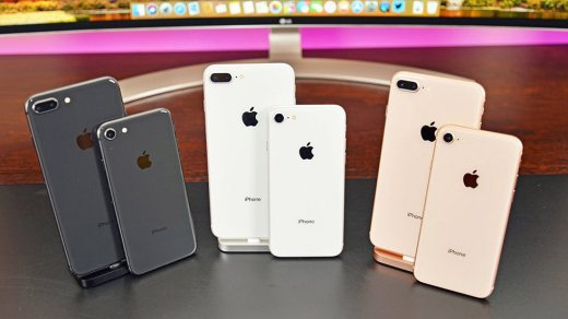 Спрос настарые модели iPhone резко повысился