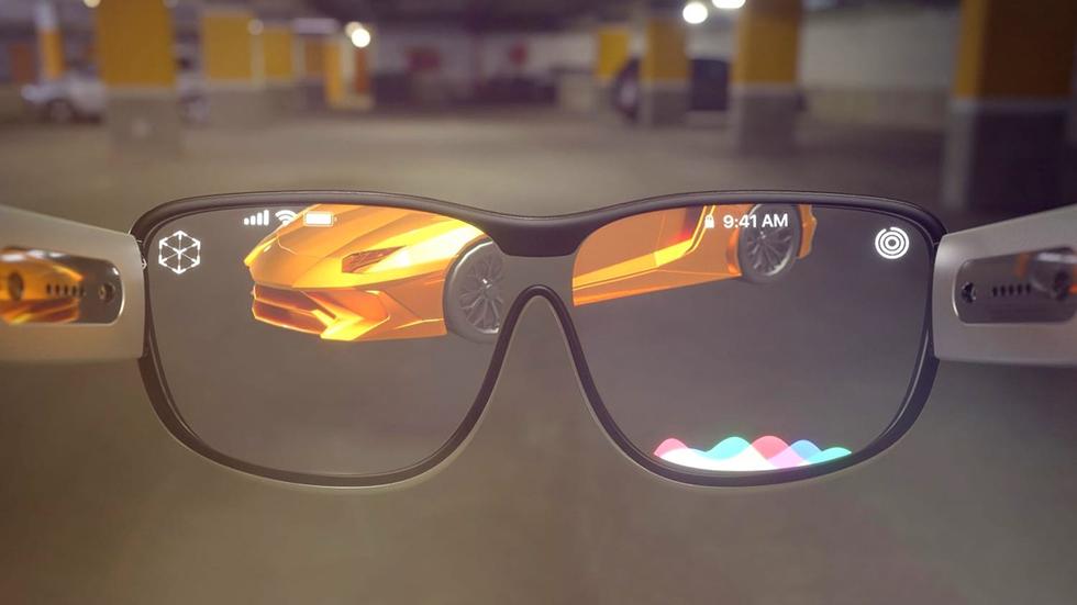 «Умные» AR-очки Apple помогут находить вещи