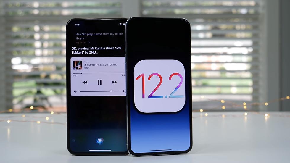 Вышла iOS 12.2 beta 2— что нового, полный список нововведений