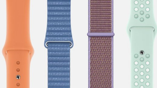 Apple выпустила весенние чехлы для iPhone иремешки для Apple Watch