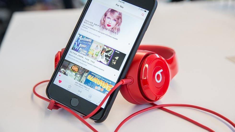 Apple Music крупно улучшился навсех iPhone иiPad