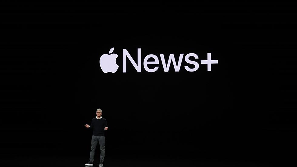 Apple News+: новый сервис Apple для чтения журналов