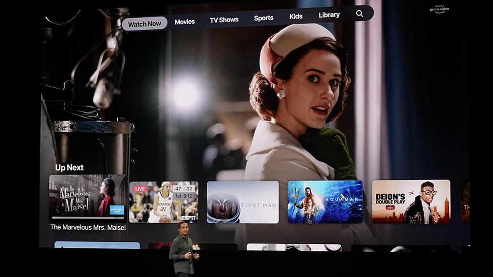 Apple мощно обновила приложение Apple TV
