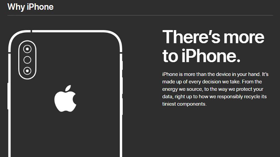Apple похвасталась защитой данных iPhone вновых мини-видео