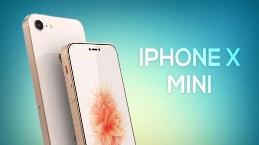 Apple посоветовали выпустить iPhone XMini