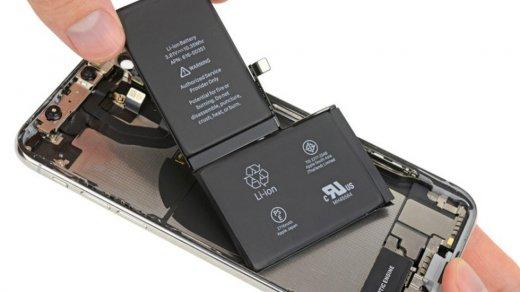 Apple разрешила ставить вiPhone поддельные батареи: новые подробности