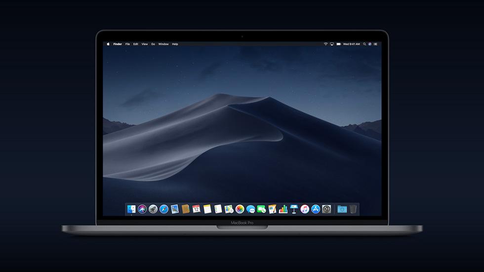 Google Chrome для macOS Mojave получил темный режим