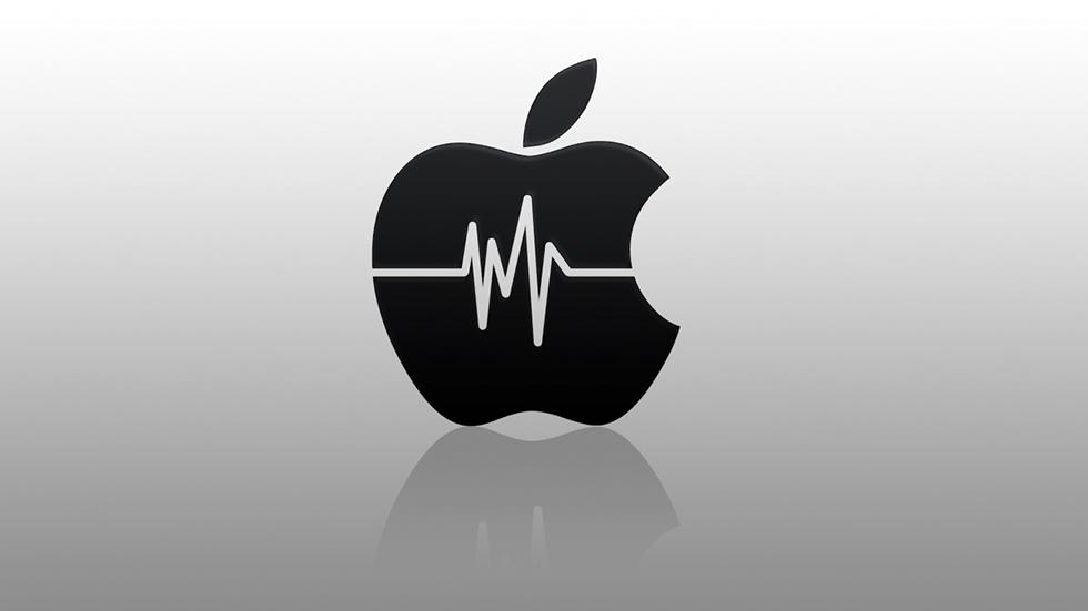 Новое изобретение Apple: MacBook с датчиком измерения пульса