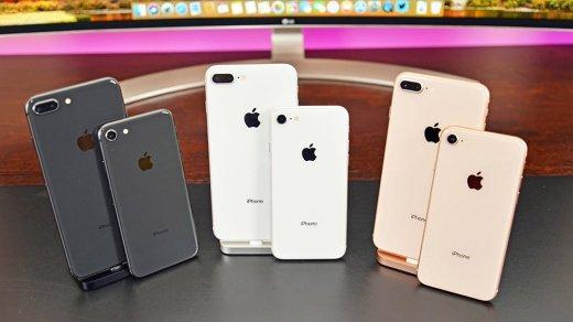 СМИ: iPhone 7иiPhone 8упадут вцене доначала лета