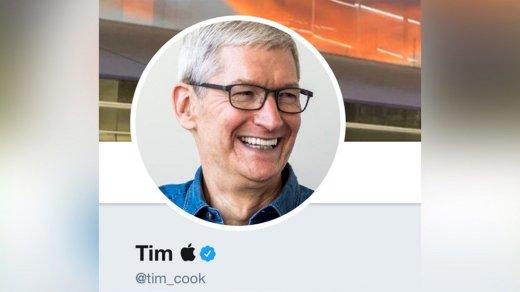 Тим Кук подыграл Трампу исменил фамилию на«Эппл»