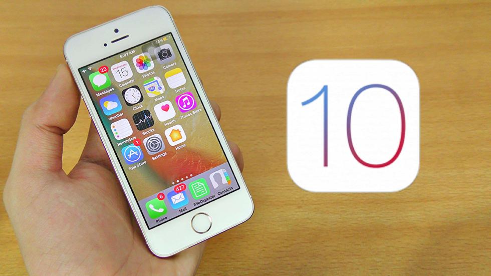 Увы, только баг. Apple неразрешила откатывать iPhone 5sнаiOS 10.3.3