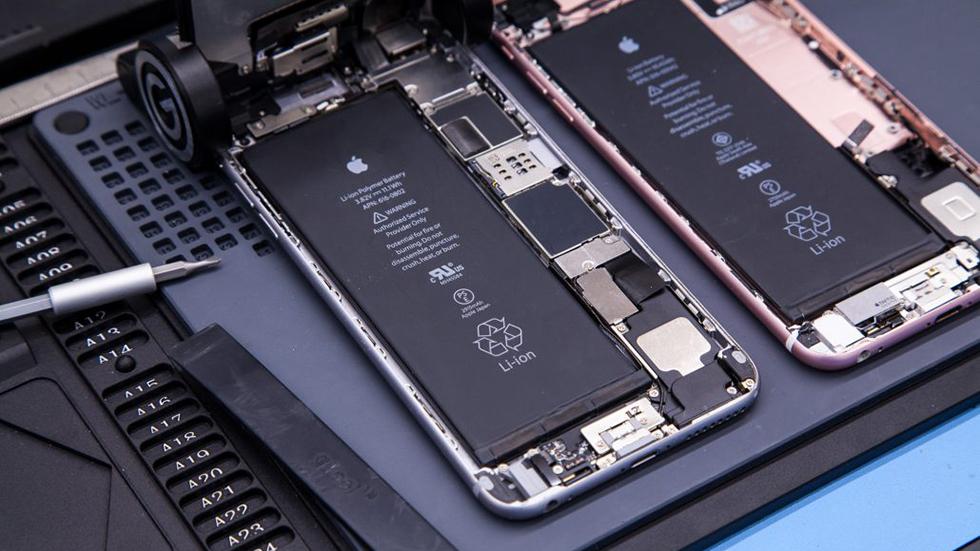 Внезапно: Apple разрешила ремонт iPhone снеоригинальными батареями