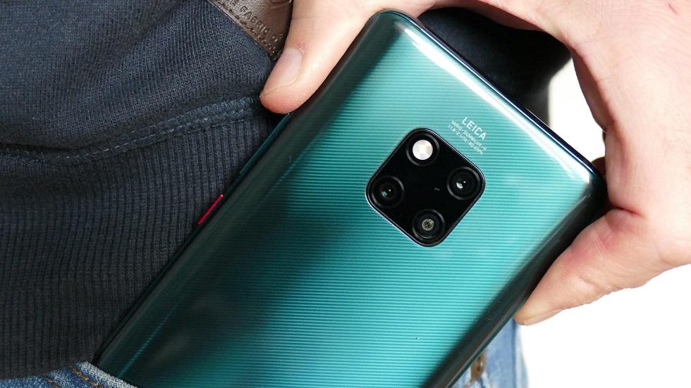 Huawei Mate 30/30 Pro: раскрыты первые подробности