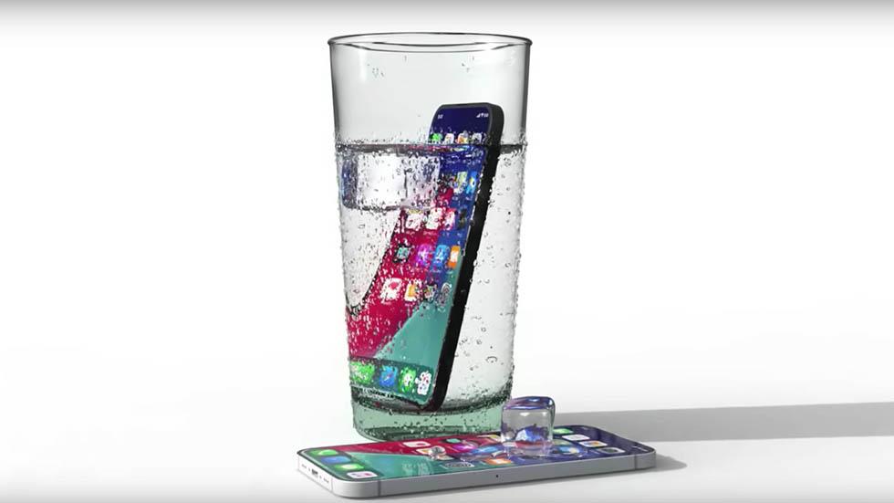 iPhone11 (XI) может получить возможность работы под водой
