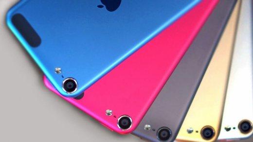 iPod touch 7Gполучит совершенно новый дизайн