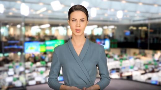 Сбербанк создал «Елену»— виртуальную телеведущую наоснове «искусственного интеллекта»