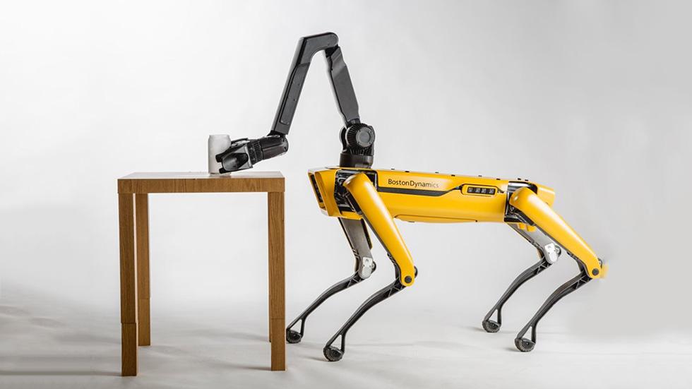 Boston Dynamics начнет продавать своих уникальных роботов