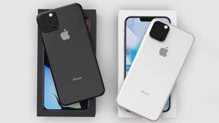 Дизайн iPhone 11с тройной камерой подтвердила утечка спроизводства