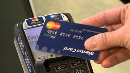 «Карточка прикладывается». Все карты Visa иMasterCard вРоссии станут бесконтактными