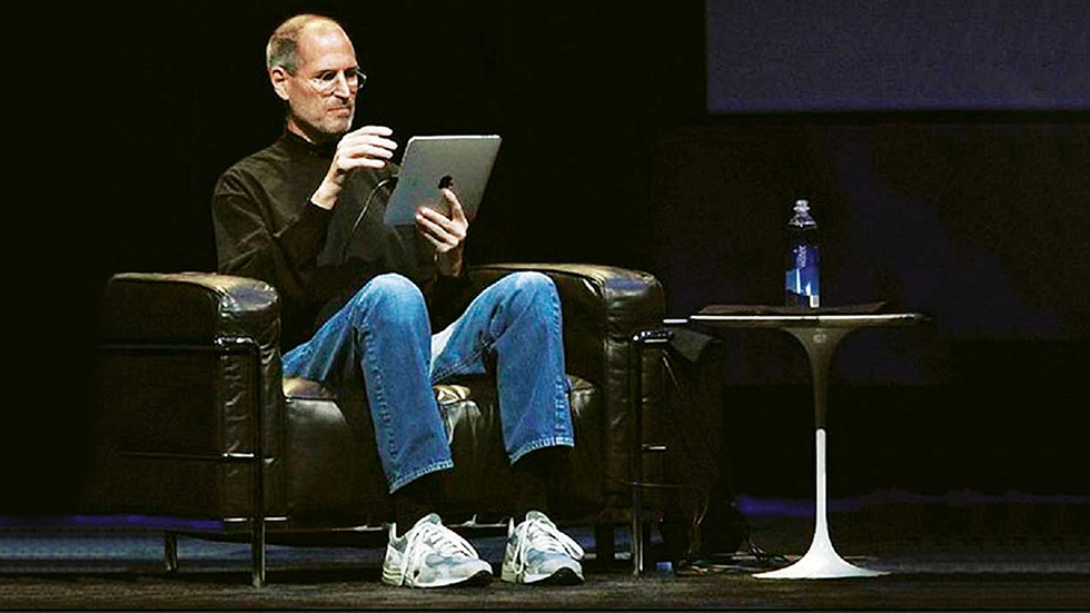 Любимые кроссовки Стива Джобса начнут продаваться вРоссии