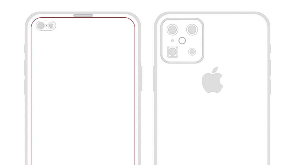 Первое изображение iPhone 2020 оказалось шуткой к1апреля