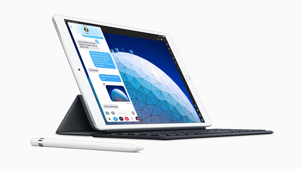 Приятный сюрприз: iPad Air 3иiPad mini 5поддерживают быструю зарядку
