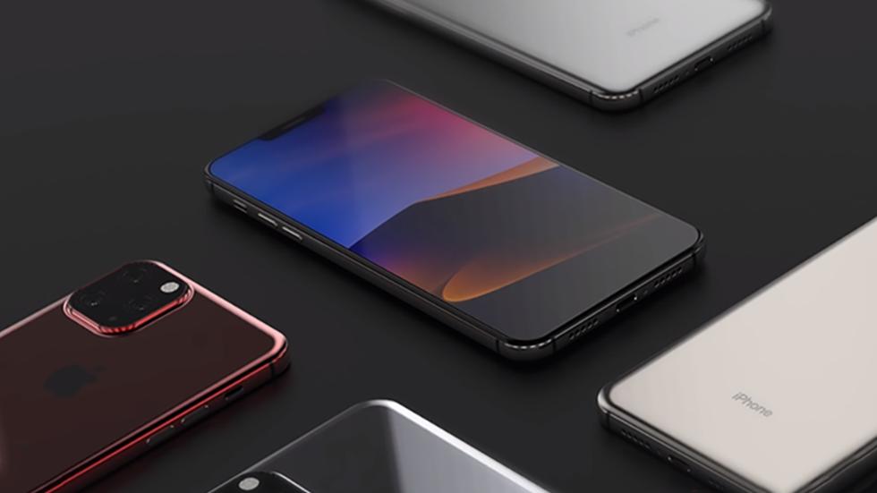 Раскрыты новые особенности всех iPhone 2019