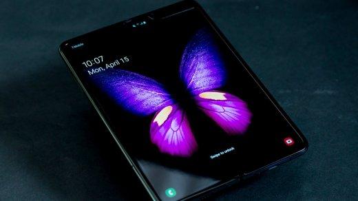 Samsung потребовала вернуть все гибкие смартфоны Galaxy Fold