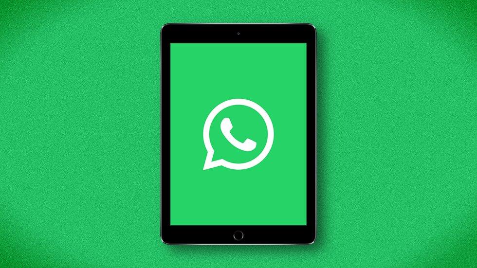 WhatsApp для iPad скоро выйдет